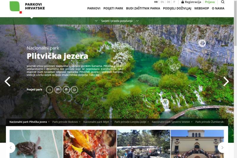 Nacionalni parkovi i parkovi prirode