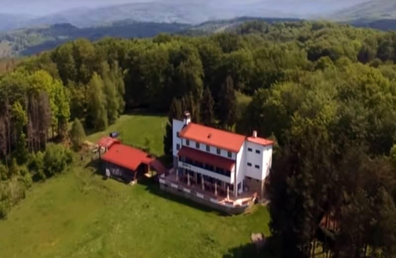 Hrvatske planinske kuće