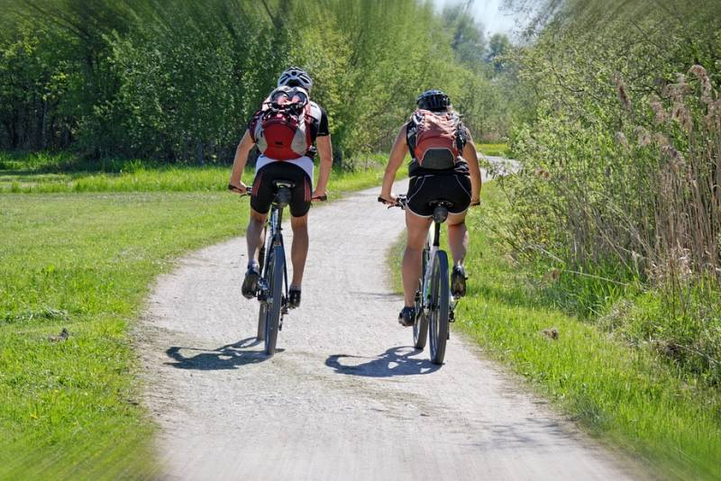 Biciklizam, priroda