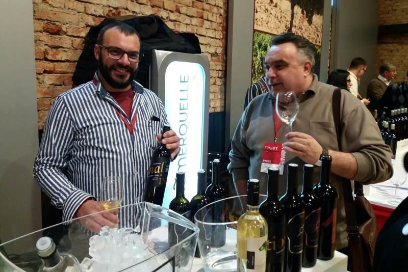 VINART GRAND TASTING: Dvodnevni festival sjajnim vinima oduševio posjetitelje u zagrebačkoj Laubi