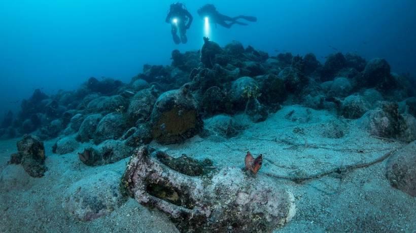 NOVA ATRAKCIJA ZA RONILAČKI TURIZAM: Kod otoka Paga otkriven potonuli rimski brod