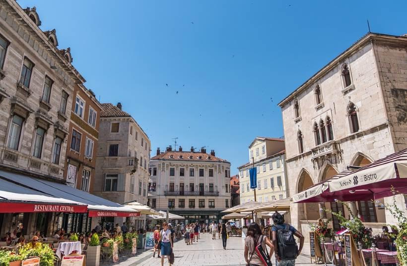 Split, Grad Split, Hrvatska
