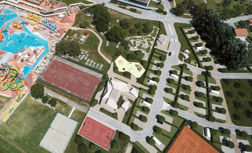 Terme Tuhelj otvaraju luksuzni kamp s pet zvjezdica, prvi u kontinentalnoj Hrvatskoj