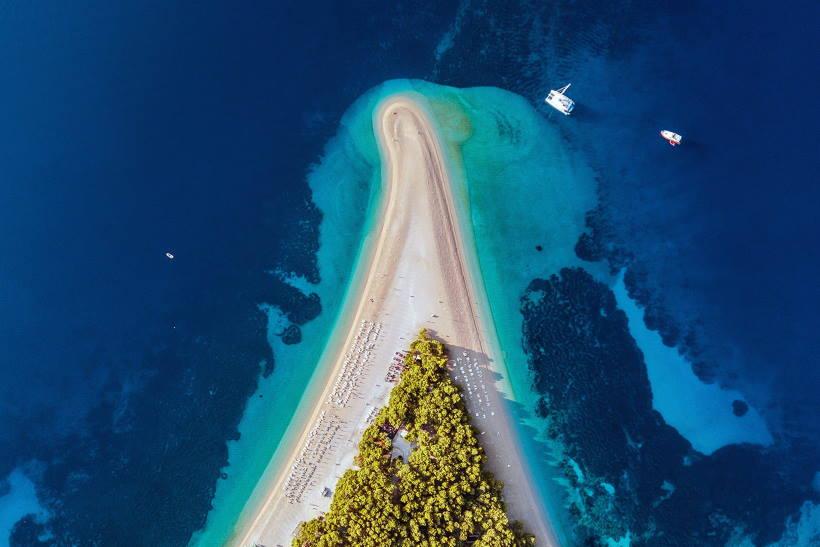Zlatni rat proglašen najljepšom plažom na svijetu, u TOP 50 ušla još jedna hrvatska plaža