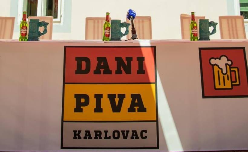 Dani piva Karlovac: Najveći festival piva u Hrvatskoj okupit će više od trideset vodećih glazbenih imena