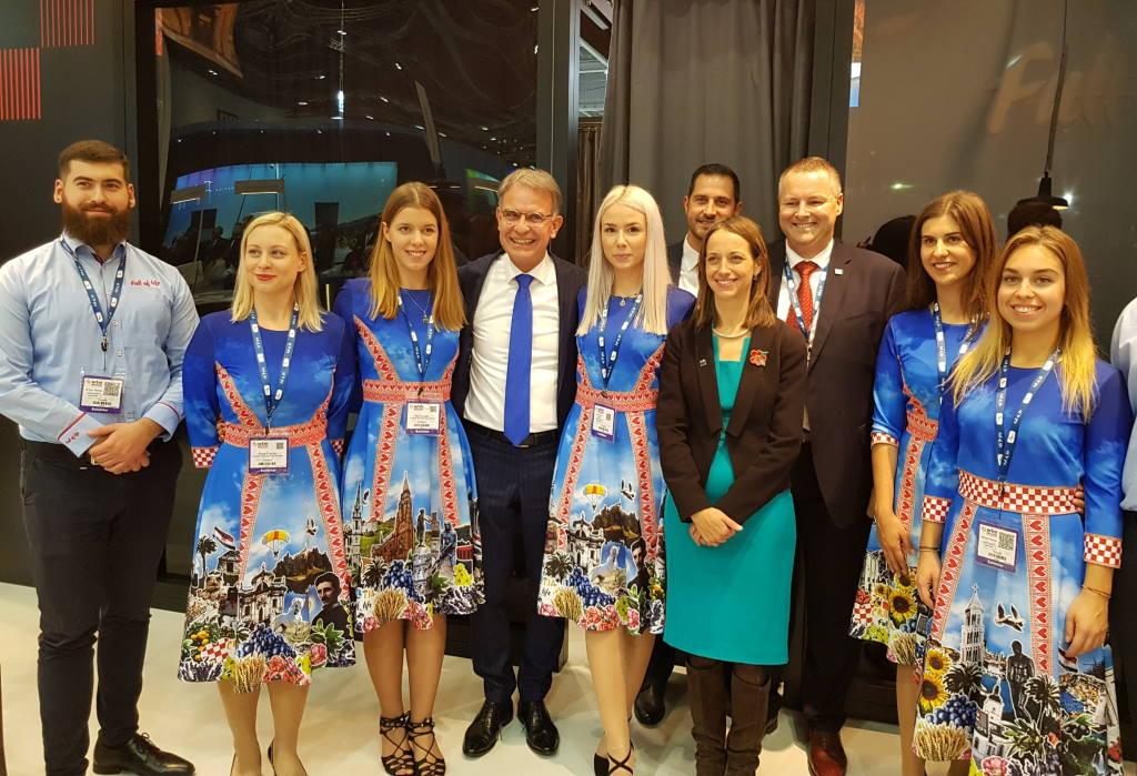 Hrvatska jedna od najtraženijih destinacija na svjetskoj turističkoj burzi WTM u Londonu