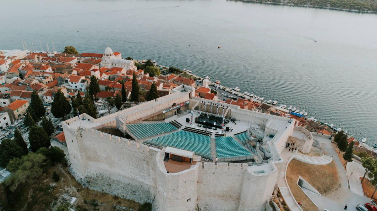 Tvrđavi kulture Šibenik odobren novi projekt vrijedan 12 milijuna kuna