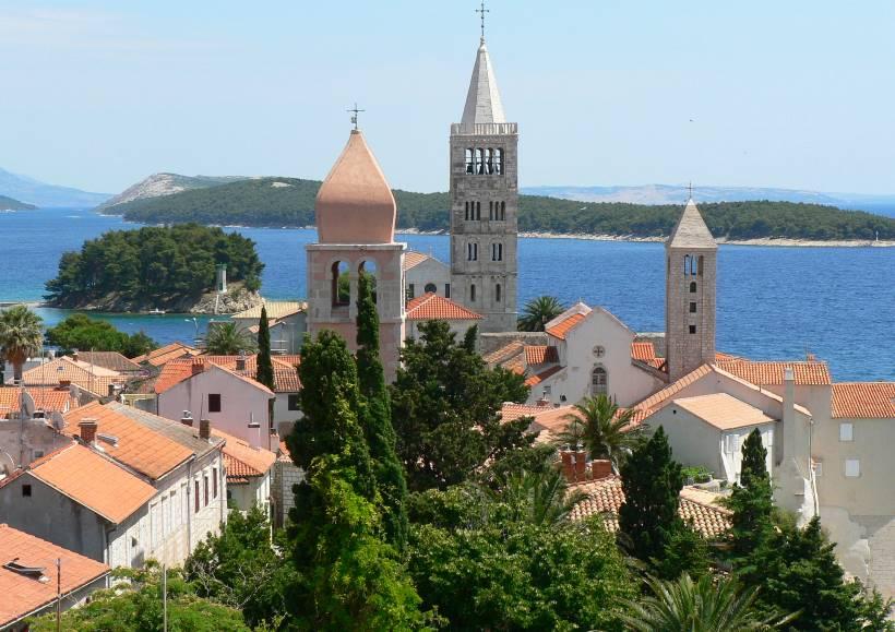 Specialità gastronomiche croate: Torta di Rab