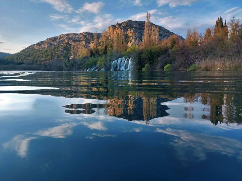 Čarobne fotografije Krke uhvaćene pogledom zaposlenika Nacionalnog parka