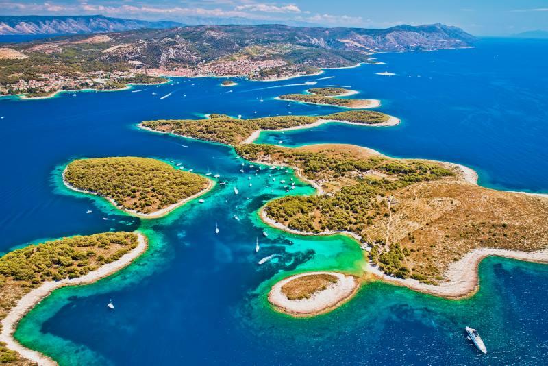 PAKLINSKI OTOCI: Bajkovita oaza hedonizma, pravi raj za nautičare i ronioce